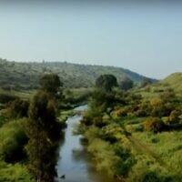 Rivière Jourdain. (Capture d'écran)