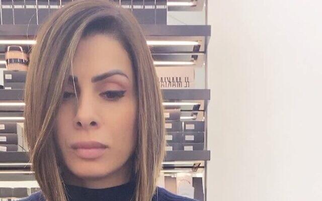 Suha Mansour, qui a été tuée à Tira, le 12 avril 2021. (Autorisation)