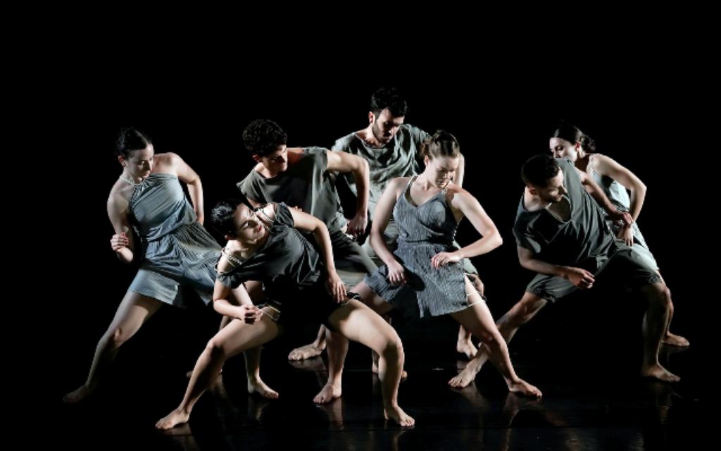 """""""ON"""", d' Adi Salant pour la compagnie de danse Fresco dont la première aura lieu le 11 mai 2021 à Tel Aviv. (Autorisation :  Efrat Mazor)"""