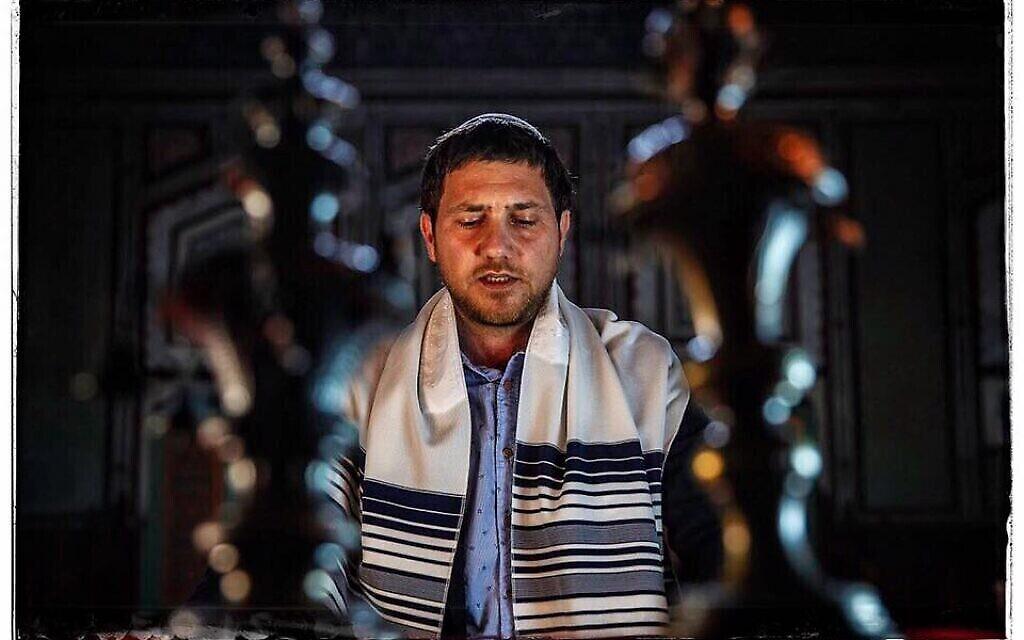 """Phillip Weiner, à propos du bilan du COVID pour la communauté juive de Bosnie: """"C'est un spectacle d'horreur"""". (Autorisation de Weiner/ via JTA)"""