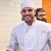 Isaac Yosef a ouvert la Boulangerie et café casher Frena en 2016. (Autorisation :  Yosef/ via JTA)