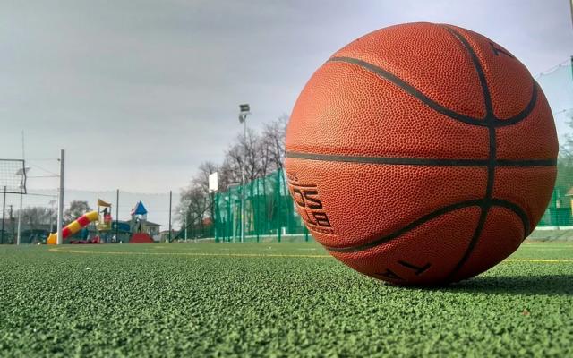 Illustration d'un ballon de basket (Crédit : domaine public/Pixabay)