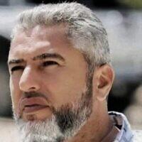 Muntasir Shalabi, suspect dans la fusillade qui a eu lieu au carrefour de Tapuah, en Cisjordanie, le 1er mai 2021. (Autorisation)