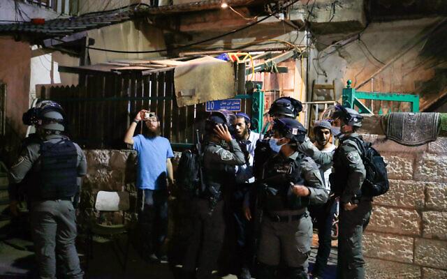 L'éviction annoncée de Palestiniens embrase un quartier de Jérusalem-Est
