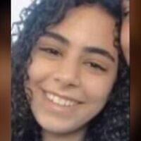 Nadine Awad, tuée par une roquette tirée depuis la bande de Gaza qui a frappé la ville israélienne de Lod, le 11 mai 2021. (Autorisation)