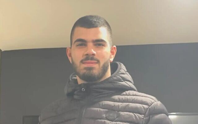 Muhammad Mahameed Kiwan, 17 ans, qui est mort des suites de blessures par balles à Umm Al-Fahm, au mois de mai 2021. (Autorisation)