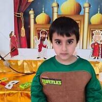 Ido Avigal, tué dans sa maison de Sdérot par une roquette lancée depuis Gaza, le 12 mai 2021. (Crédit : Twitter)
