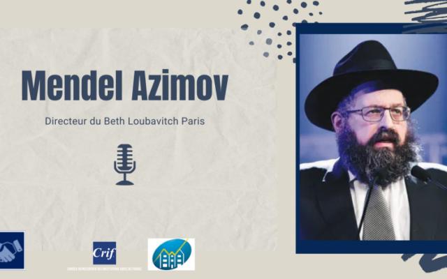 Quel avenir pour les Français juifs ? Plusieurs responsables communautaires répondent. (Crédit : CRIF)