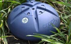 Les capteurs de CropX s'installent en quelques minutes et se connectent instantanément au cloud pour fournir des données aux agriculteurs. (Crédit : CropX)