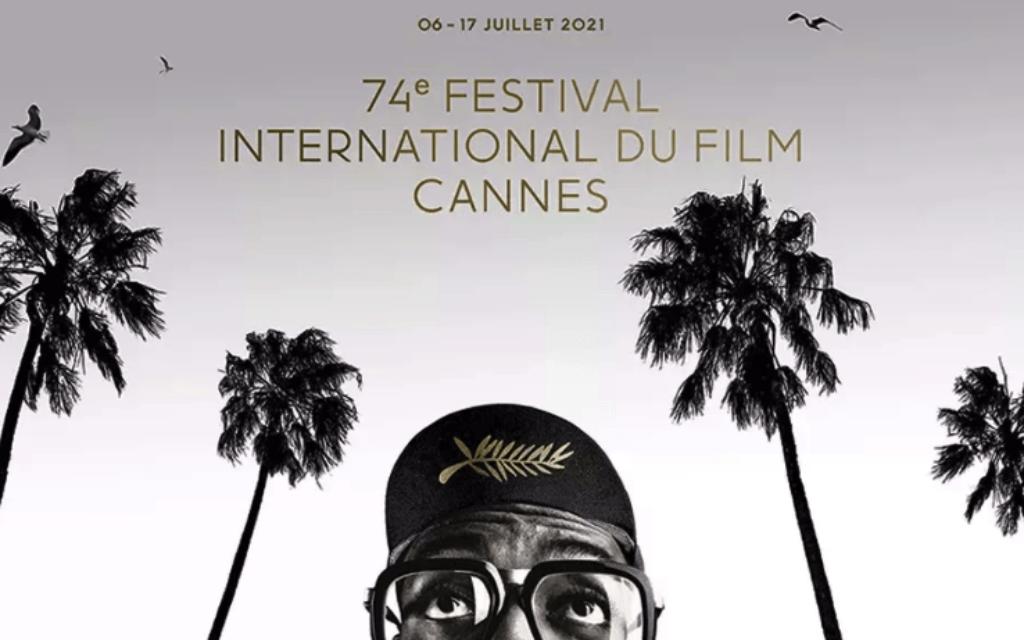 L'affiche du Festival de Cannes 2021.