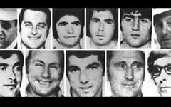Les 11 victimes israéliennes des Jeux olympiques de Munich.