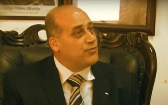 Capture d'écran de Nasri Abou Jeich. (YouTube)