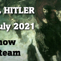 """Capture d'écran de la vidéo promotionnelle de """"Heal Hitler"""" (Capture d'écran YouTube)"""