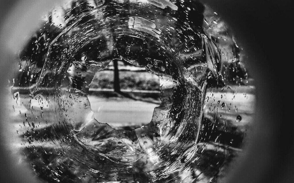 """Détail de l'œuvre d'art visuel soumise par Tony Ashland au projet """"Dispatches from Quarantine"""" (avec l'aimable autorisation du projet """"Dispatches from Quarantine"""")."""