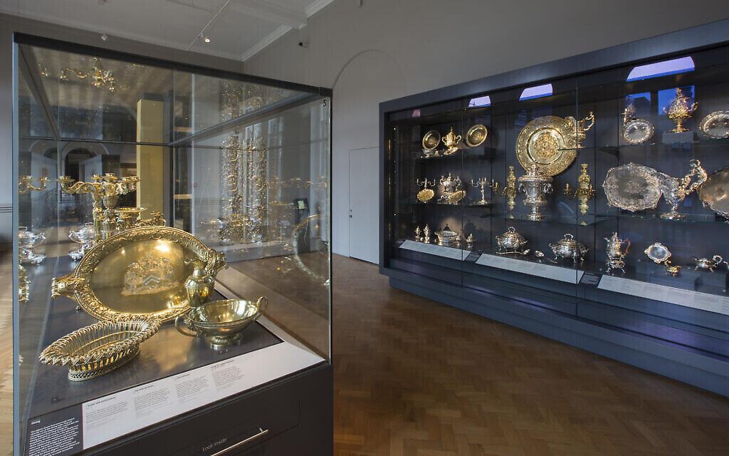 La collection Rosalinde et Arthur Gilbert, photographiée le 15 novembre 2016. (Les galeries Rosalinde et Arthur Gilbert. © Victoria and Albert Museum, Londres)