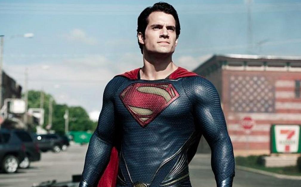 "Henry Cavill incarne Superman dans ""Man of Steel"". (Crédit : AP/Warner Bros. Pictures, Clay Enos)"