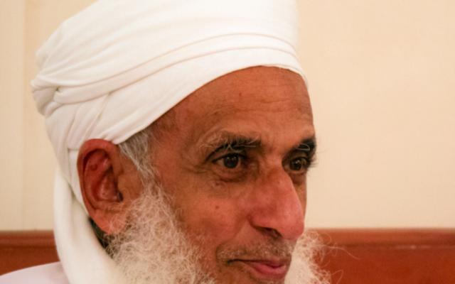 Ahmad ben Hamad al-Khalili (Crédit : CC BY-SA 4.0)