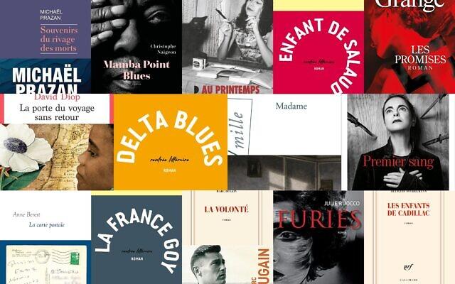 Des sorties de la rentrée littéraire 2021.