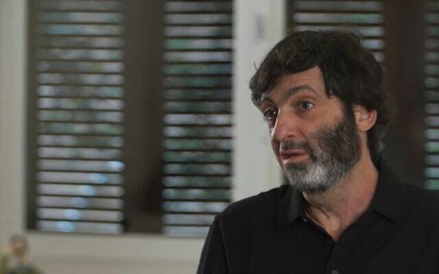 Le professeur Dan Ariely (Capture d'écran : Douzième chaîne)