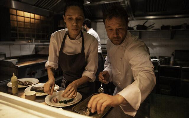 Boiling Point,' l'un des films culinaires projetés au 37e Festival du film de Haïfa (Courtesy PR)