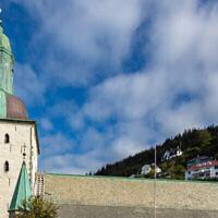 La cathédrale de Bergen, en Norvège. (CC BY -SA Diego Delso/Wikimedia Commons)