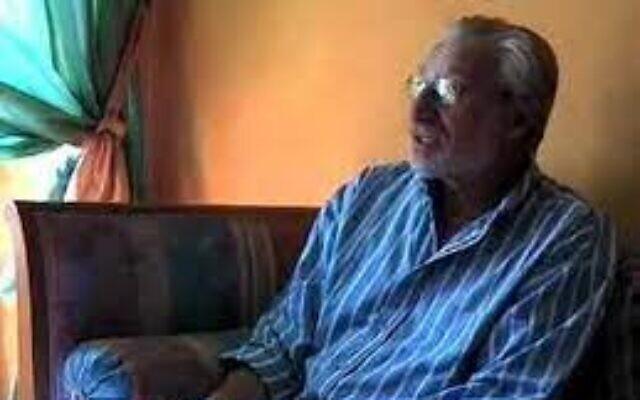 Maurice Winnykamen. (Capture d'écran YouTube japhy22)