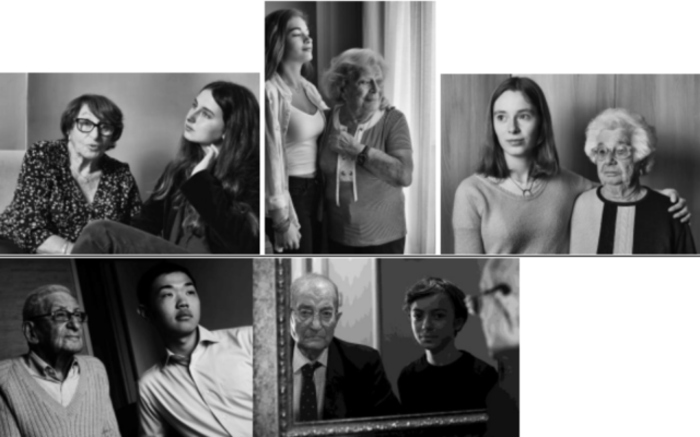 """Des photos de """"Déportés : Leur ultime transmission"""" de Karine Sicard-Bouvatier. (Crédit : Éditions de la Martinière)"""