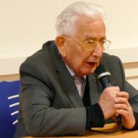 Claude Bloch, survivant de la Shoah. (Capture d'écran vidéo Académie de Toulouse)