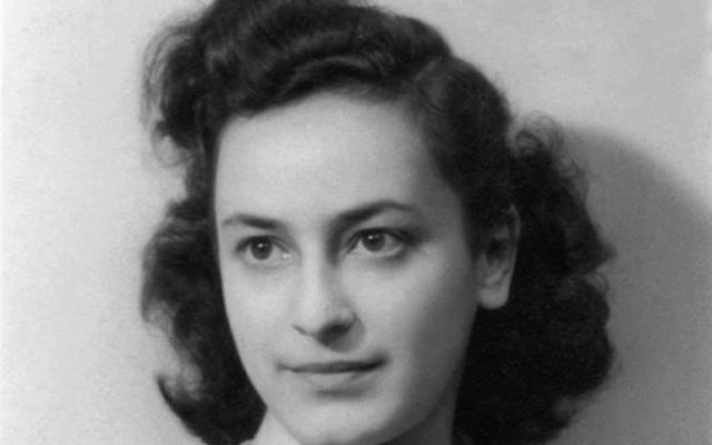 Hélène Berr. (Crédit : Mémorial de la Shoah)