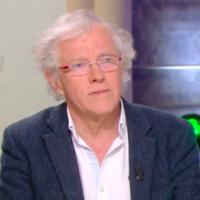 L'historien Pascal Ory sur le plateau de l'émission «Quotidien» sur TMC, le 21 octobre 2021. (Crédit : Capture d'écran «Quotidien» / MyTF1 / TMC)