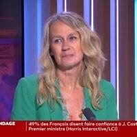 La députée LR Constance Le Grip sur la chaine LCI. (Crédit : capture d'écran LCI)
