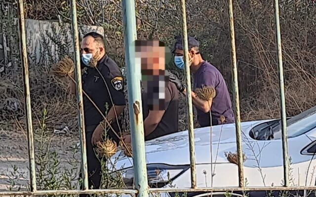 La police arrête un suspect qui aurait enlevé sa sœur qui s'était réfugiée dans un foyer pour femme battue, le 12 octobre 2021. (Autorisation)