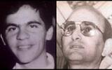 Nissim Shitrit (g) et Avi Edri sur des photos non datées (Autorisation)