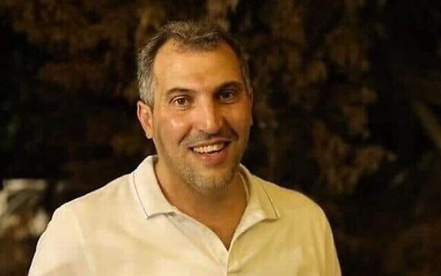 Ghanim Jabareen, décédé le 10 octobre 2021 après avoir été abattu quelques jours plus tôt à Umm al-Fahm (Crédit : autorisation )