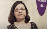 La ministre suédoise de l'Éducation Anna Ekström. (Capture d'écran : YouTube)