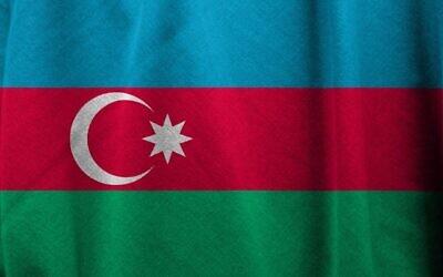 Drapeau de l'Azerbaïdjan. (Crédit : Pixabay)