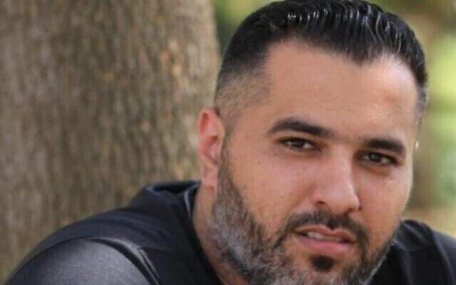 Jihad Hammoud, qui a été tué à Deir Hanna le 14 octobre 2021. (Courtoisie)