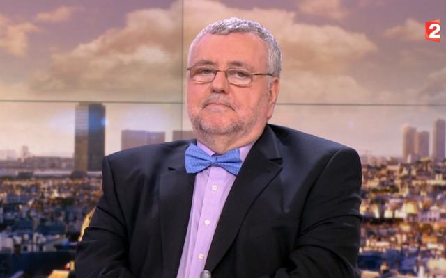 Dr Jean-Daniel Flaysakier. (Capture d'écran France2)