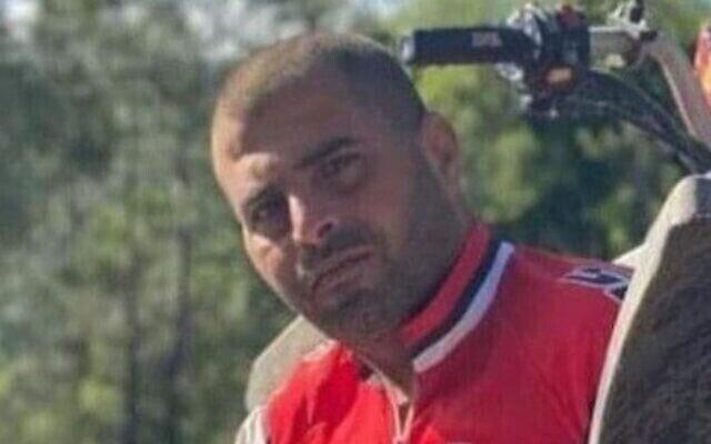 Mehran Mugrabi, tué par balle à Haïfa, le 1er octobre 2021. (Courtoisie)