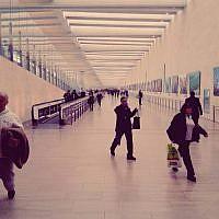 27/01/2016 Aéroport Ben Gurion