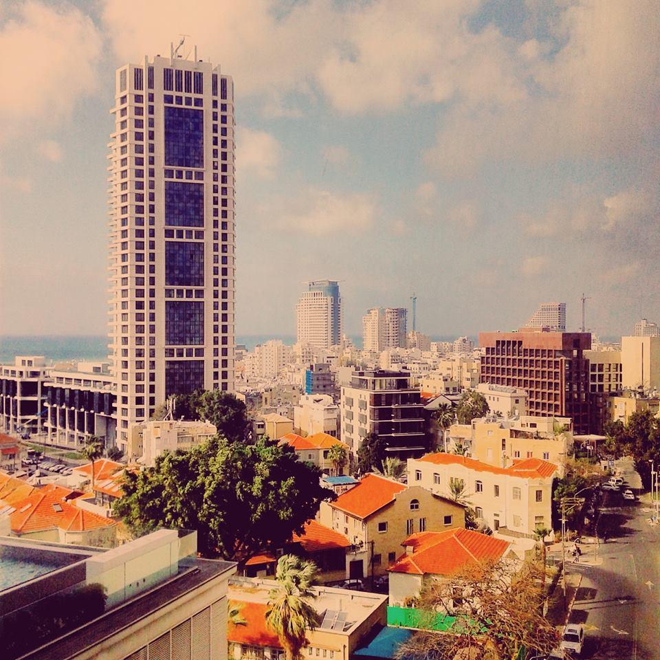 21/02/2016 - Tel Aviv today