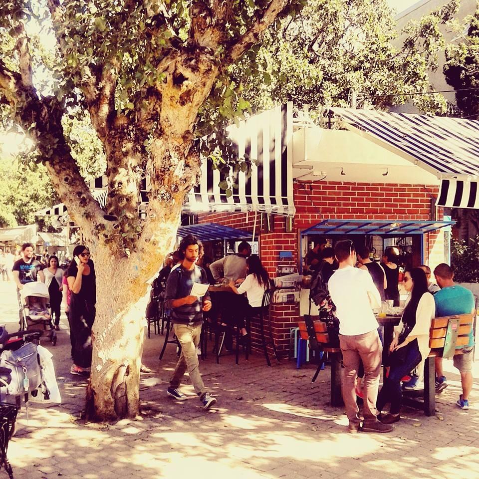 19/02/2016 - Tel Aviv today – à Boulevard Rothschild