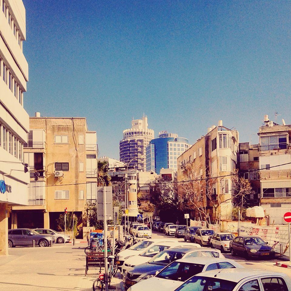 Tel Aviv today – à בית כלל - דרויאנוב. 26/02/2016