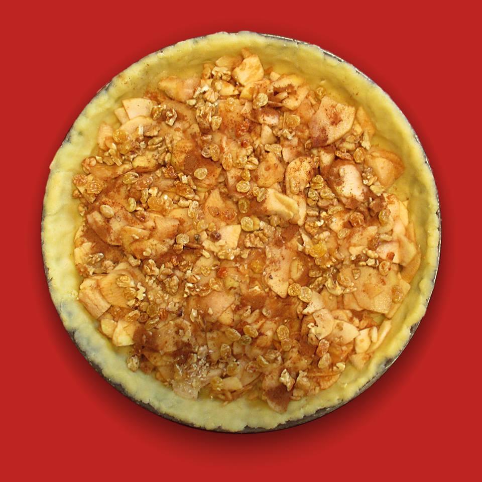 La tarte aux pommes de Claudine