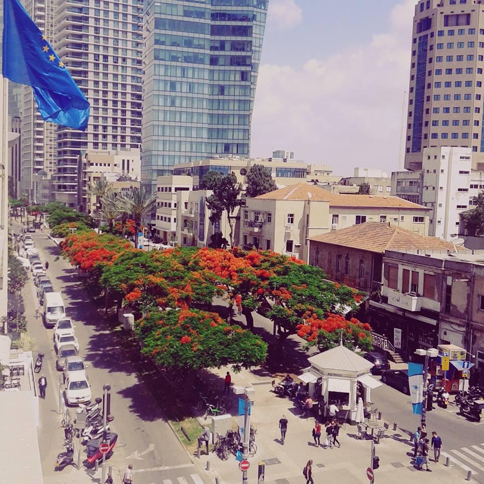 24 mai 2016 - Tel Aviv today  – à Institut Français Tel Aviv.