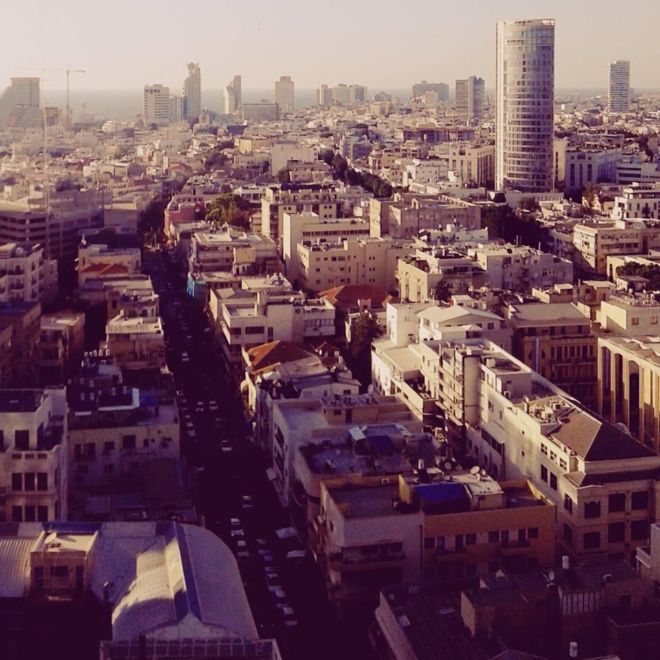 30 mai 2016 - Tel Aviv today  – à Rothschild 22.
