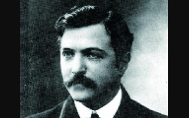 Edmond Fleg (Crédit : domaine public)