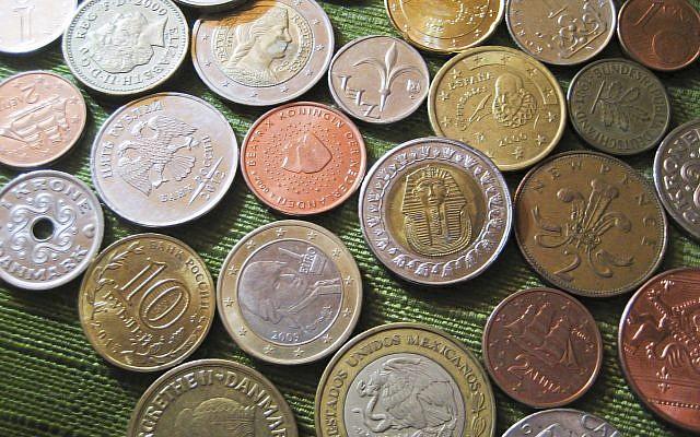 Pièces de monnaie - Domaine public