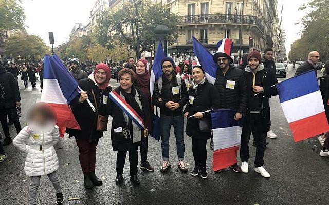 La sénatrice écologiste Esther Benbassa est accusée de comparer le génocide des Juifs au sort des Français musulmans en 2019, après la publication de ce cliché sur Twitter. TWITTER/Esther Benbassa