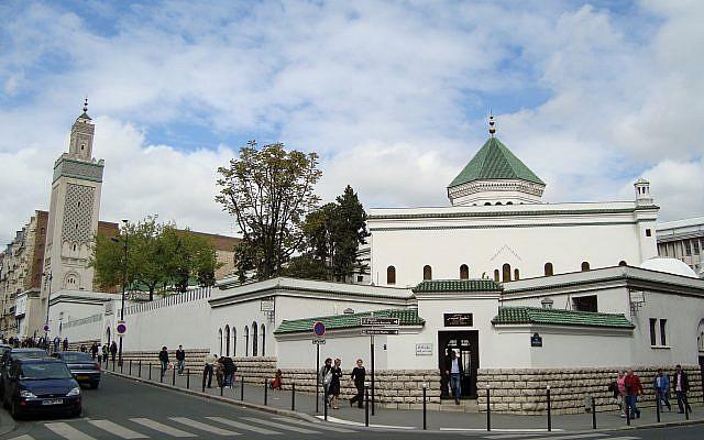 La Grande Mosquée de Paris. CC BY-SA 4.0